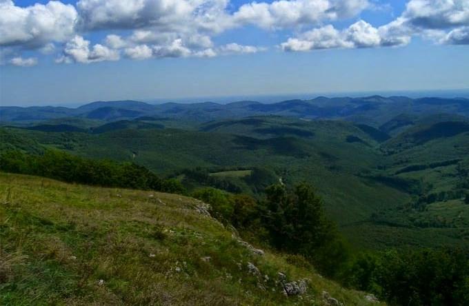 Túra a Bükk-hegységben